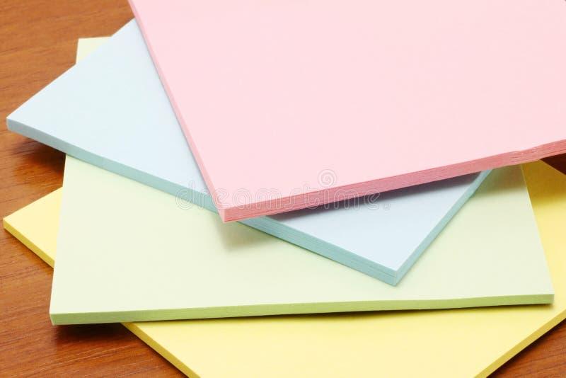 бумага цвета стоковое изображение