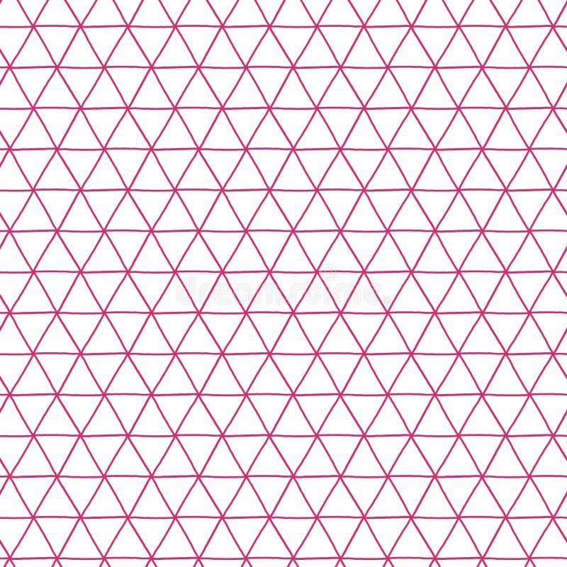 Бумага цифров треугольника, геометрическая предпосылка, Stripes геометрическое бесплатная иллюстрация
