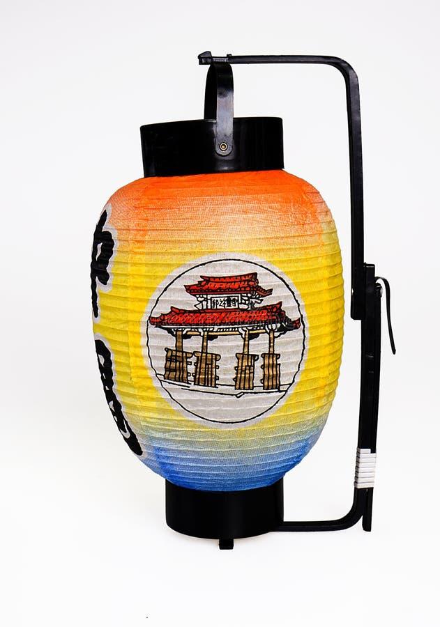 бумага японского фонарика стоковые изображения