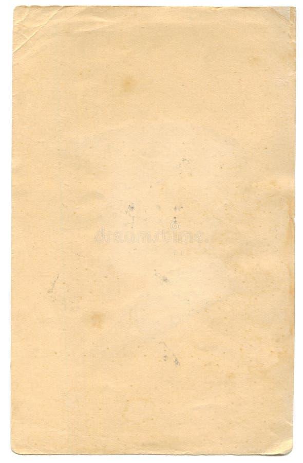бумага grunge старая стоковое изображение rf