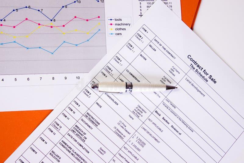 бумаги офиса стоковые изображения rf
