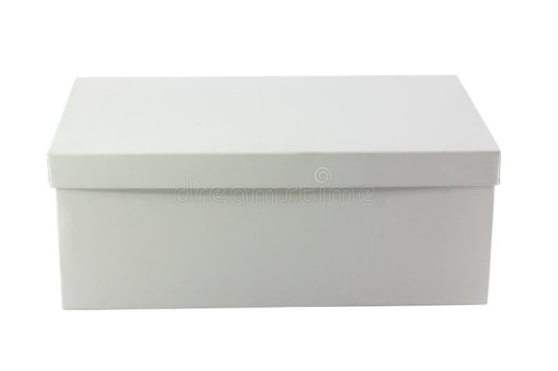Бумажная коробка стоковое фото