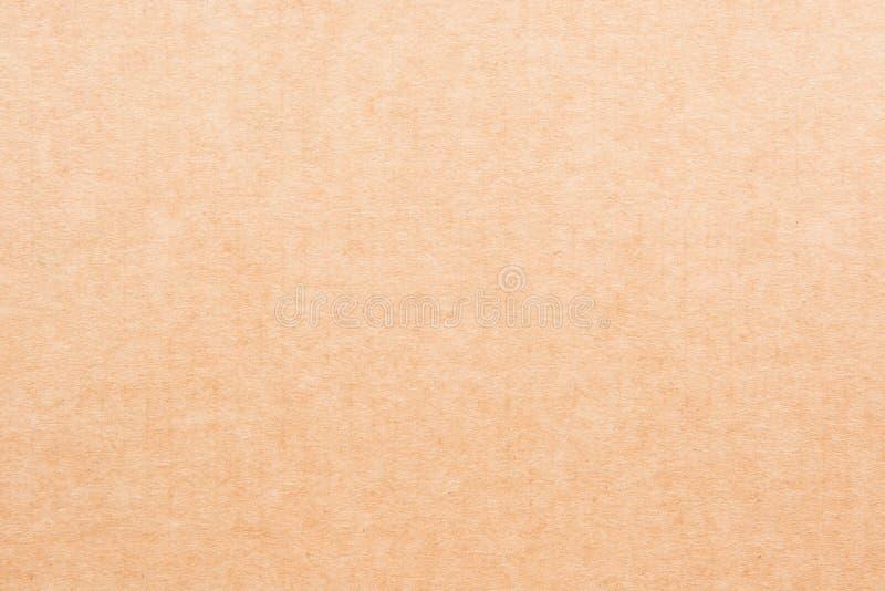 бумажная текстура крупный план листа коричневой бумаги стоковые фото