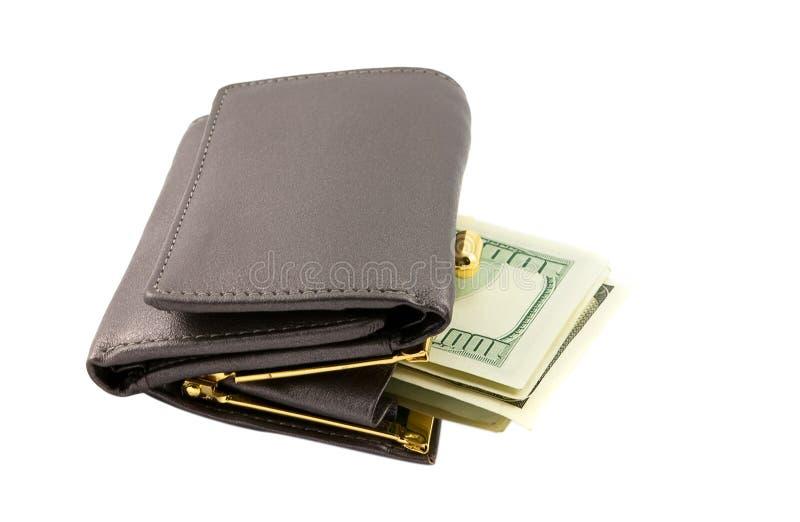 бумажник кредиток стоковая фотография rf