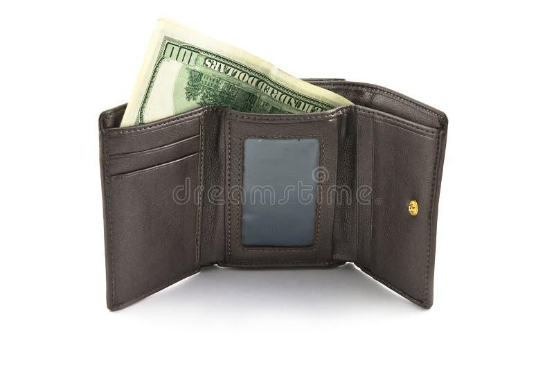 бумажник кредиток стоковая фотография