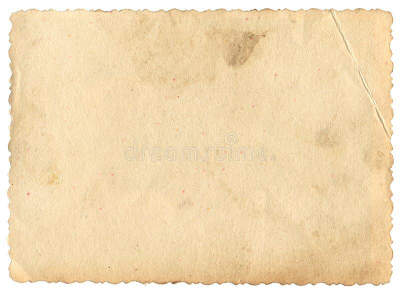 бумажное фотографическое стоковое фото