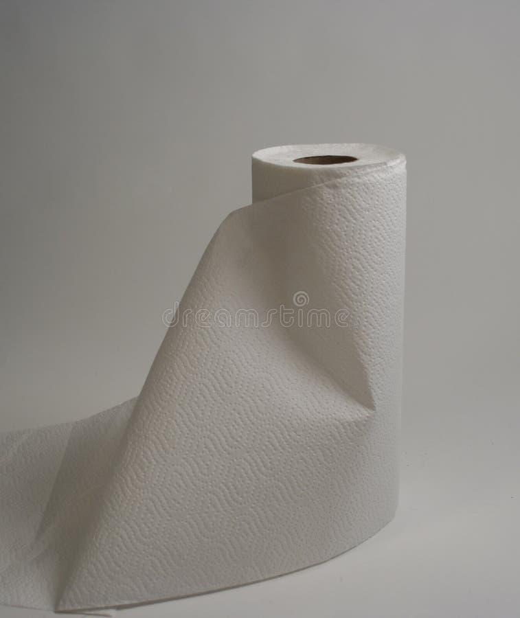 бумажные полотенца стоковое фото