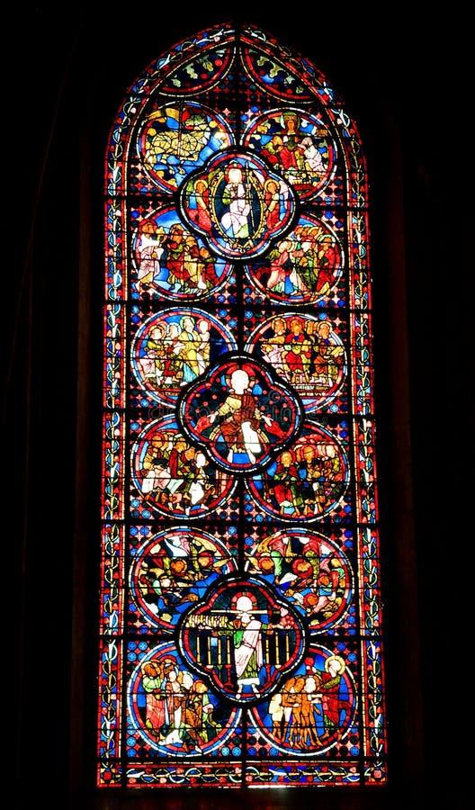 Бурж, Франция стоковые изображения rf