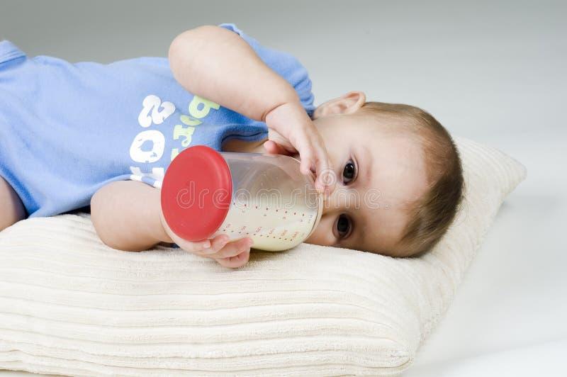 бутылка младенца стоковая фотография rf