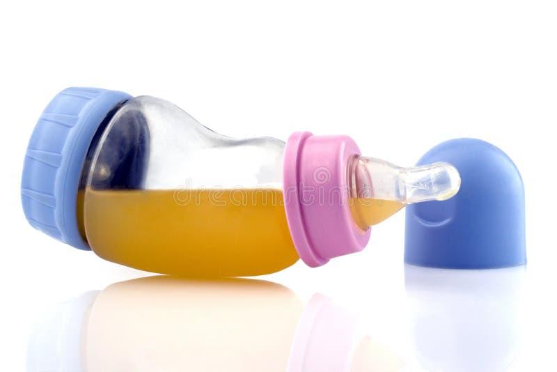 бутылка младенца стоковое изображение
