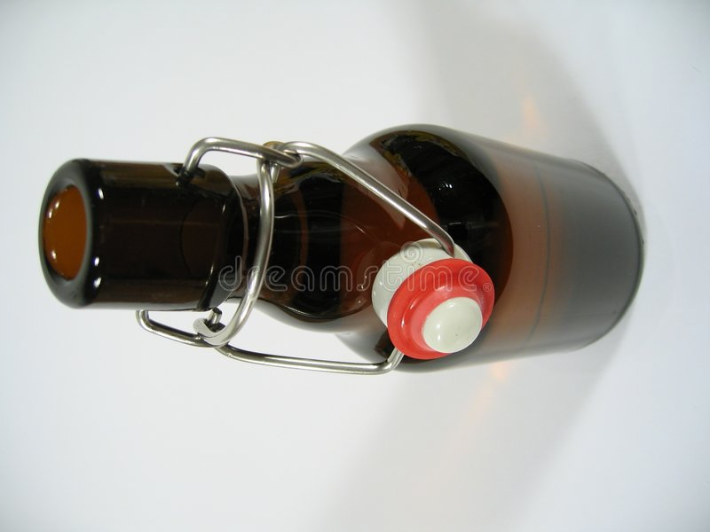 бутылка пива i стоковые изображения rf