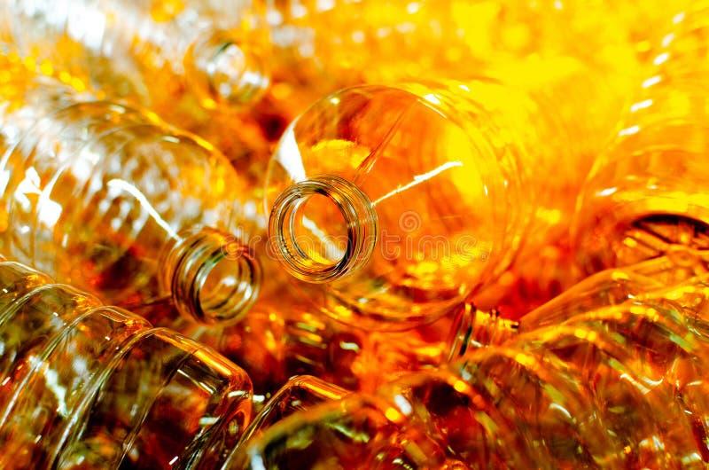 Бутылка Промышленное производство пластичных бутылок любимчика Линия фабрики для изготовляя бутылок полиэтилена Прозрачное packag стоковое фото