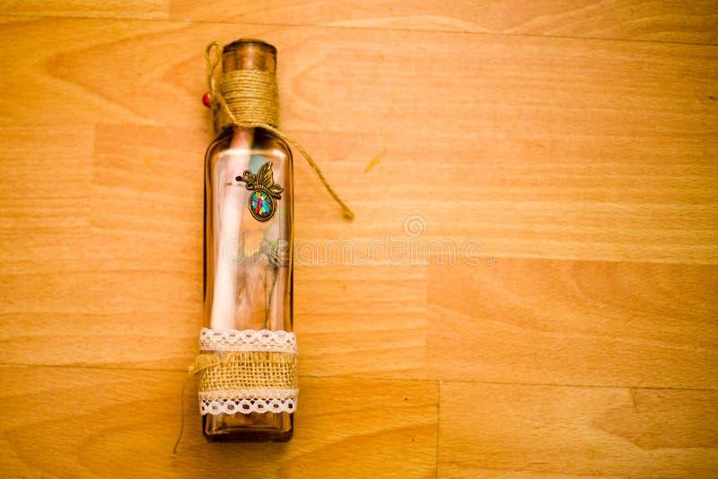 Бутылка смещения стоковое изображение