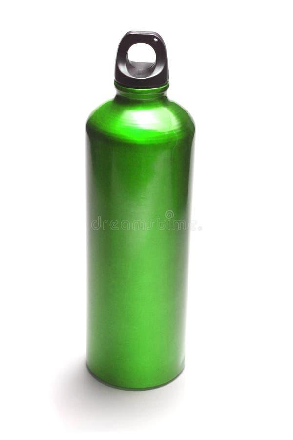 Бутылка с водой спорта стоковое фото rf