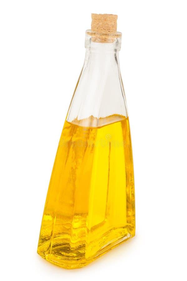 Бутылка с маслом стоковые фото