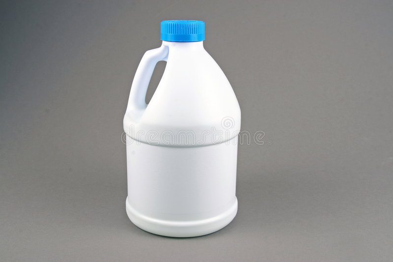 бутылка bleach стоковая фотография