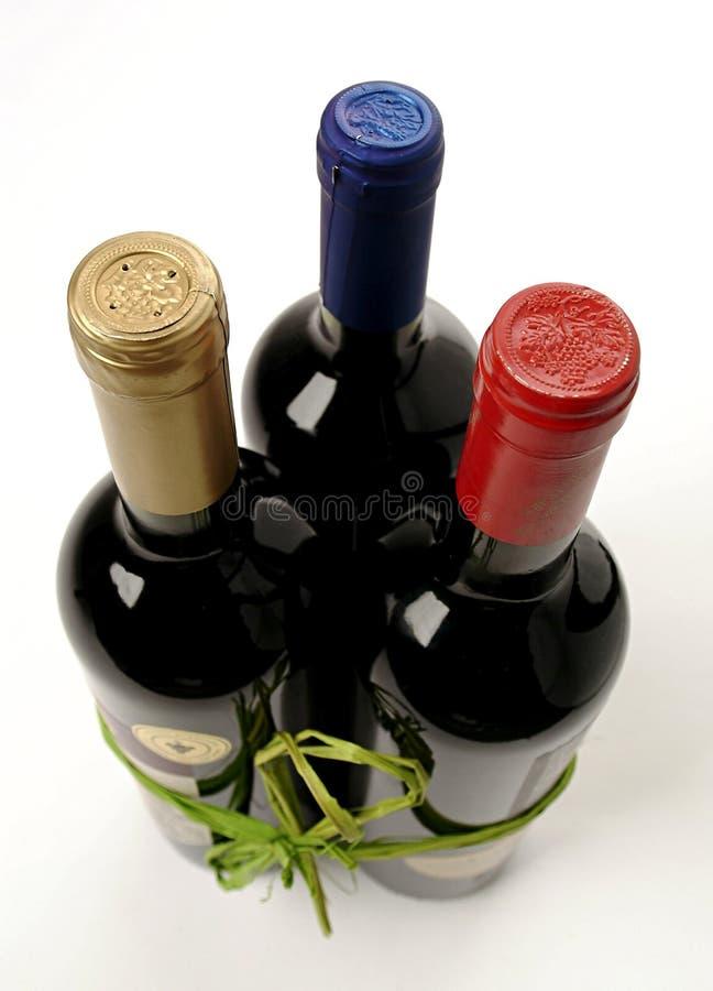 бутылки 3 стоковые фото