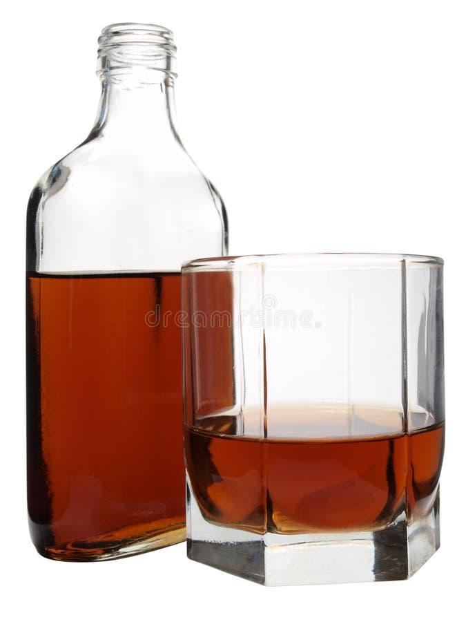 бутылочное стекло стоковое изображение rf