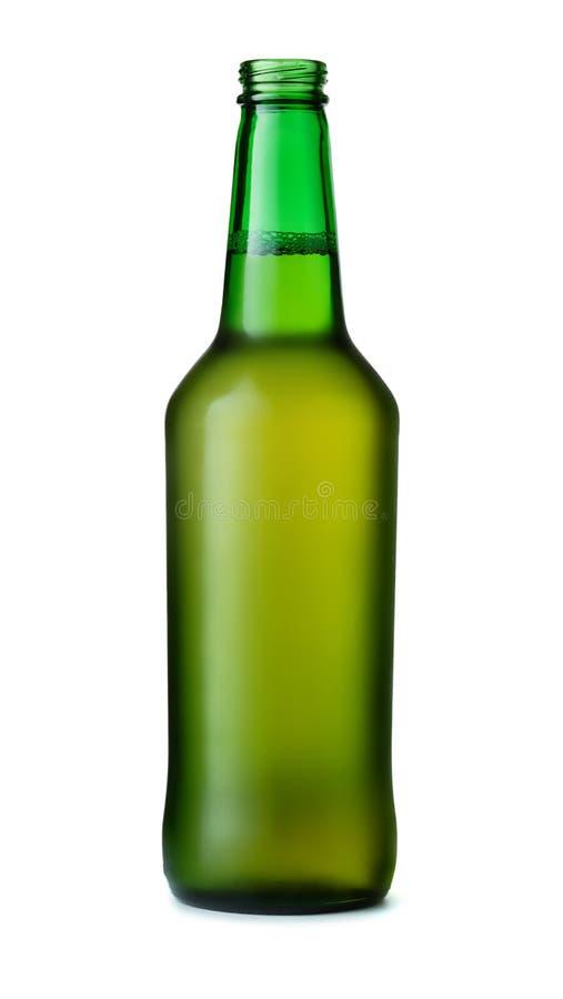 бутылка пива открытая стоковое фото rf