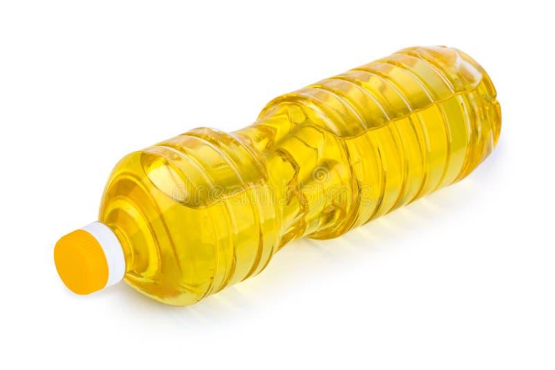 Бутылка пищевого масла стоковые изображения