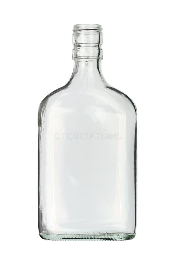 бутылка плоская стоковые фото