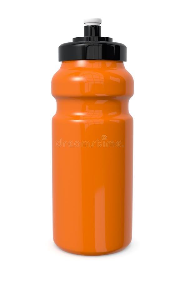 Бутылка с водой иллюстрация штока