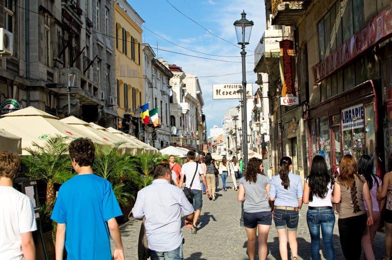Бухарест, Румыния стоковое изображение rf