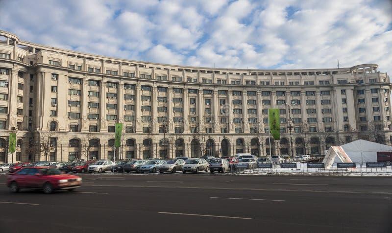 Бухарест, Румыния стоковые фото