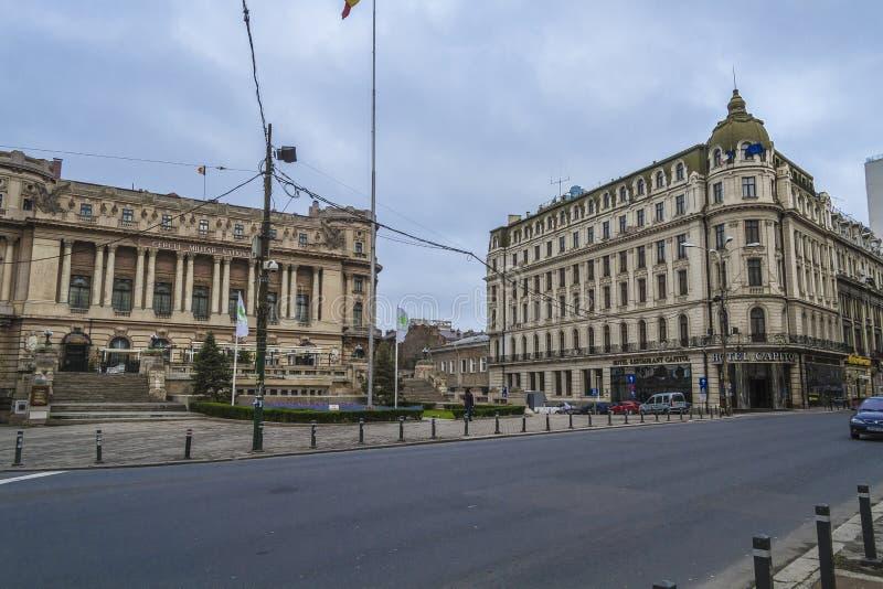 Бухарест, Румыния стоковая фотография