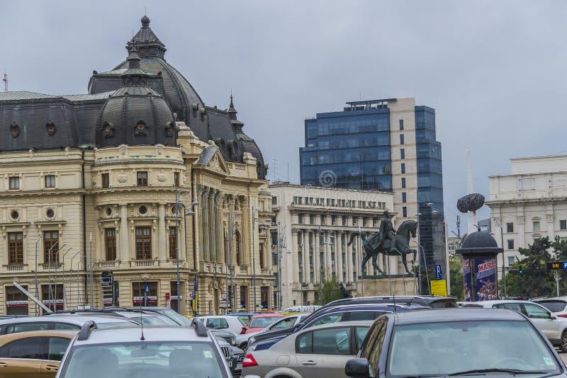 Бухарест, Румыния стоковая фотография rf