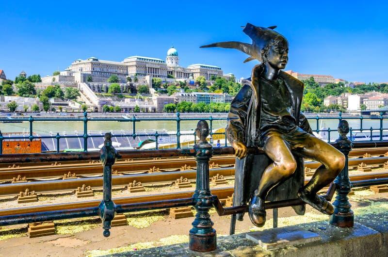 Будапешт, Венгрия стоковое изображение