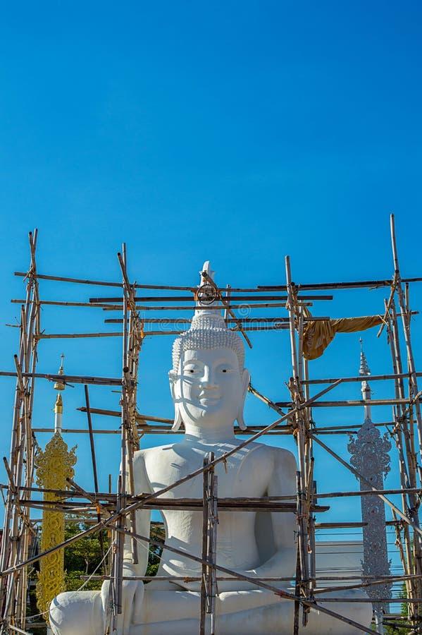 Будда в стадии разработки стоковые фото