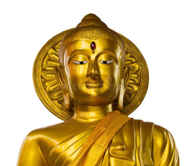 Будда золотистый стоковые изображения rf