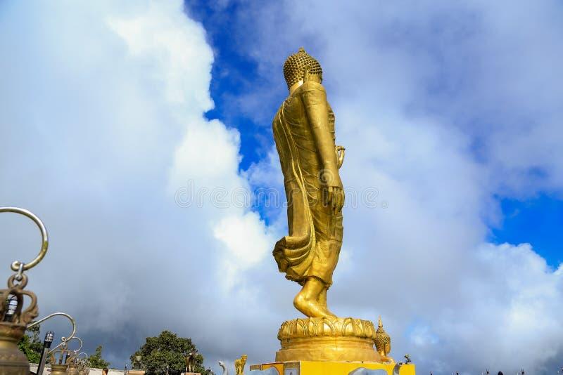 Будда просветил, шалфей, gautama стоковое фото