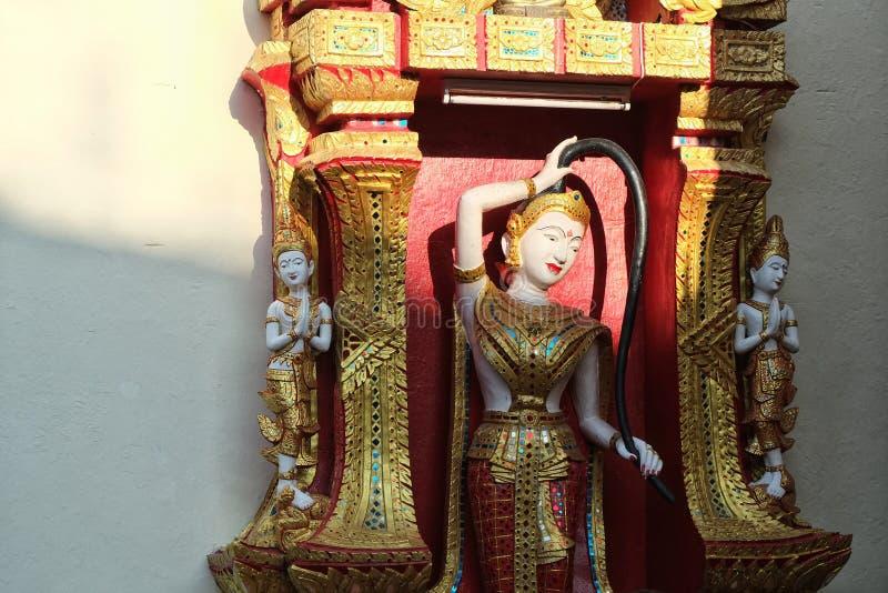 Будда тайский стоковые фото