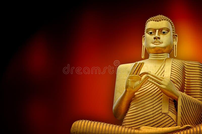 Будда бесплатная иллюстрация