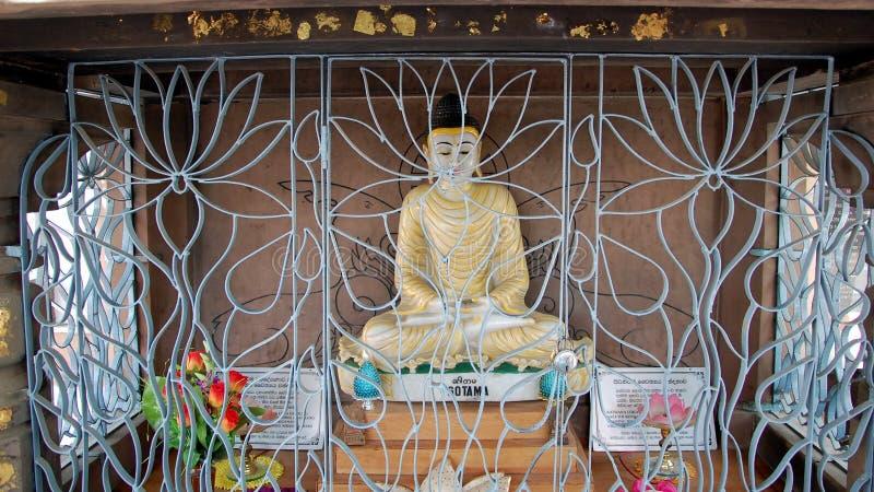 Будда Gautama (Shakyamuni) стоковая фотография