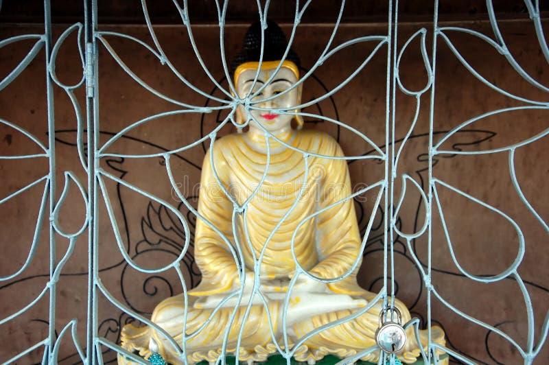 Будда Gautama (Shakyamuni) стоковые изображения