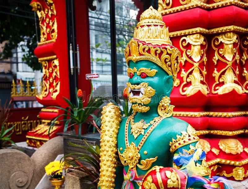 буддийский висок Таиланд стоковые изображения