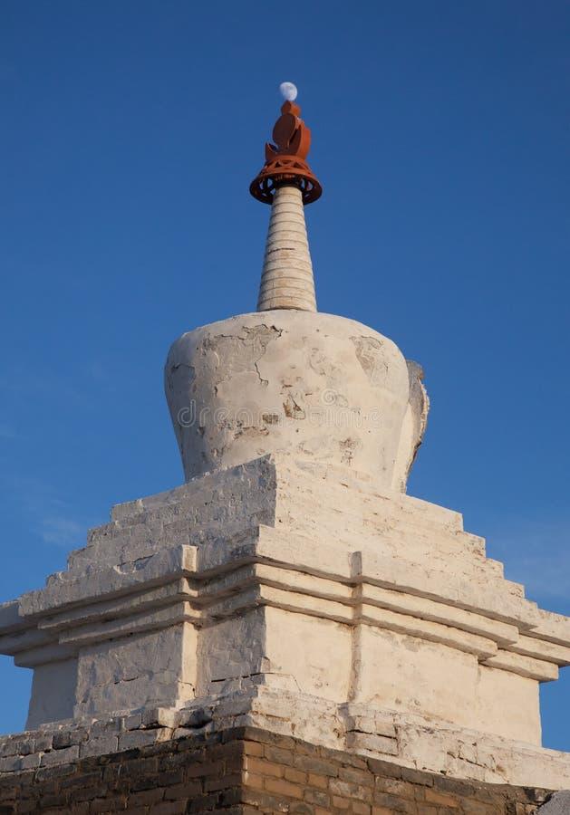 Буддийский монастырь Erdene Zu стоковые фото