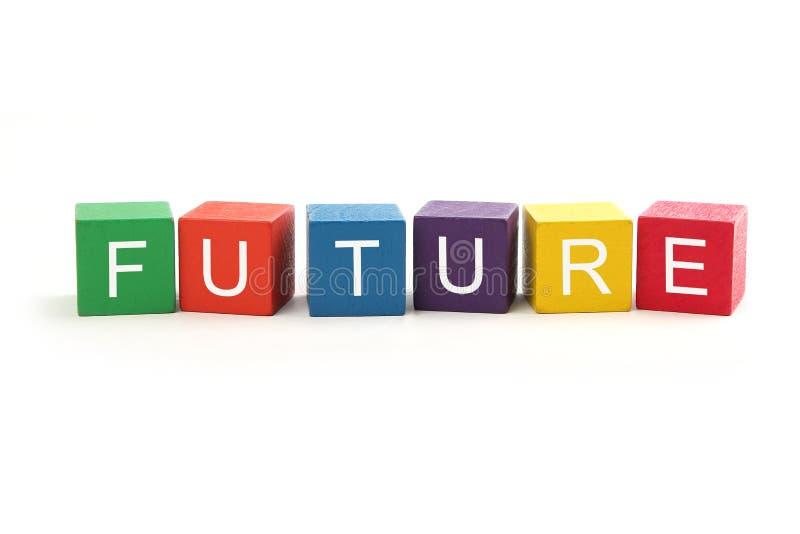 Будущее стоковое изображение rf