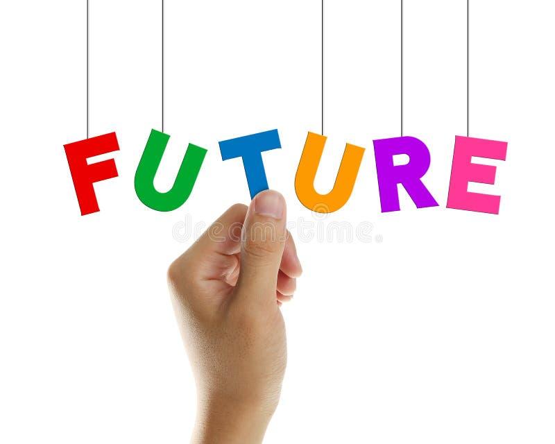 Будущее стоковое изображение