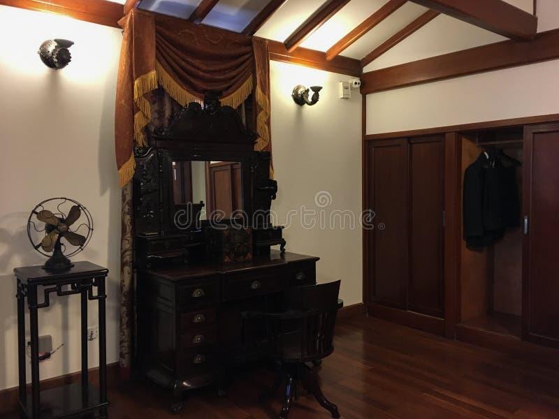 Бывшая резиденция последнего императора Китая стоковые фото