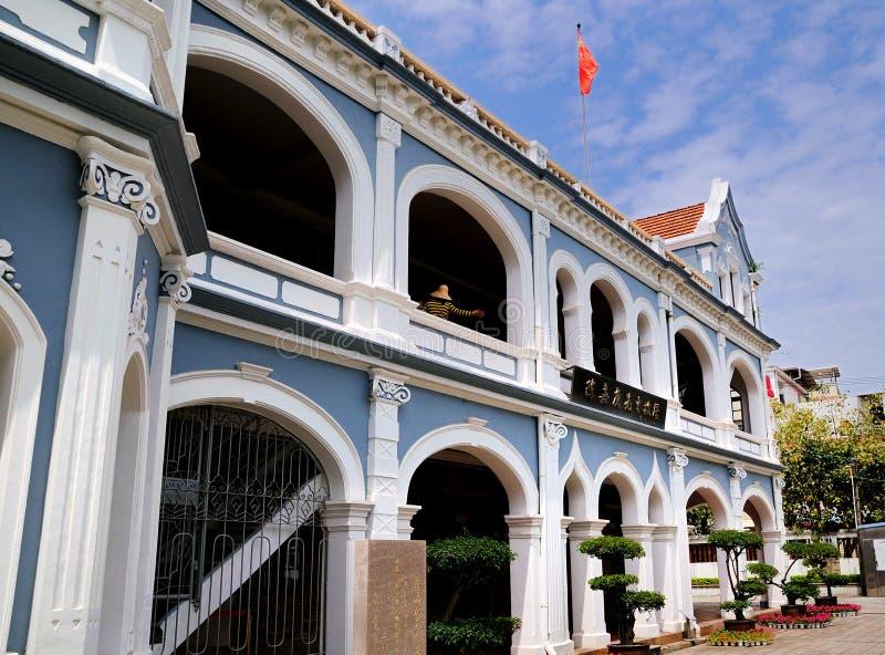 Бывшяя резиденция г-на Tan Kah-Kee стоковое изображение rf
