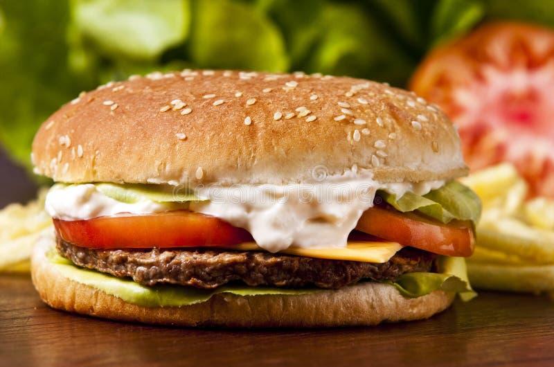 быстро-приготовленное питание стоковое изображение rf