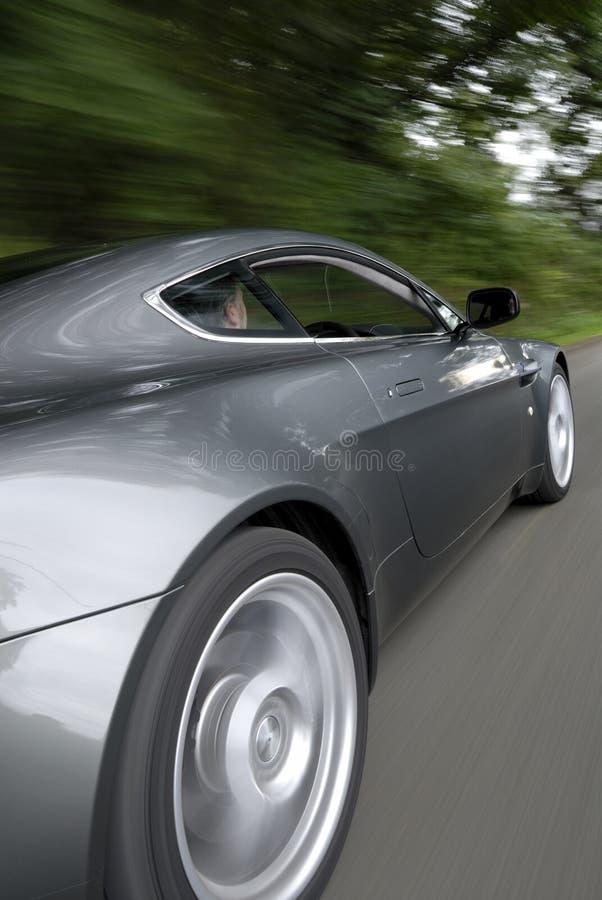 быстро проходить автомобиля стоковые фото