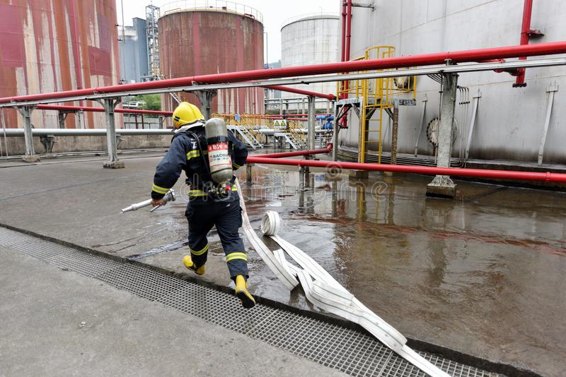 Быстрый пожарный стоковая фотография