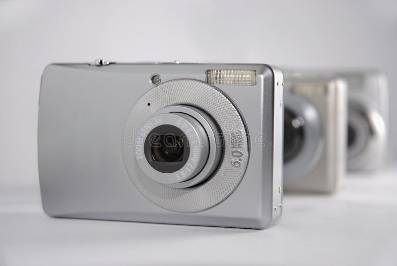 бытовая электроника камер стоковые изображения rf