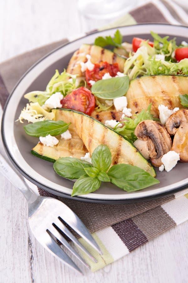 Download близкий салат снятый вверх по овощу Стоковое Фото - изображение насчитывающей овощ, еда: 41652014