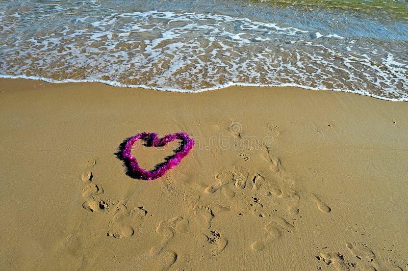 близкое сообщение влюбленности снятое вверх стоковое изображение rf